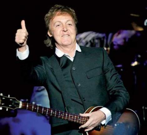 Paul McCartney a renuntat la canabis din responsabilitate pentru fiica lui