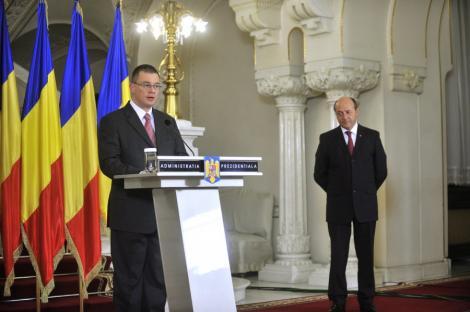 Dan Suciu si Ionut Stanimir, variantele premierului pentru functia de purtator de cuvant al Guvernului