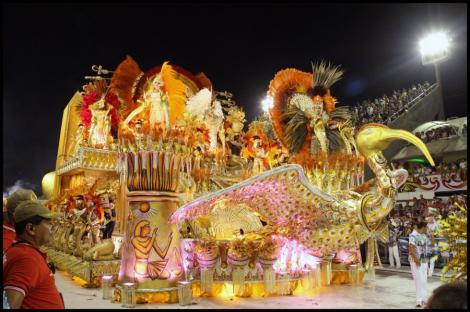 VIDEO! Carnavalul de la Rio, la final!