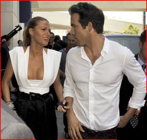 Blake Lively este disperata sa se marite cu Ryan Reynolds