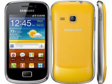 Samsung Galaxy Mini 2 se pregateste de lansare
