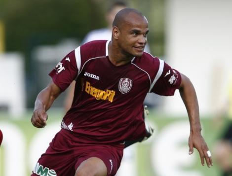 Oficial: Weldon s-a transferat de la CFR Cluj la echipa chineza Changchun Yatai