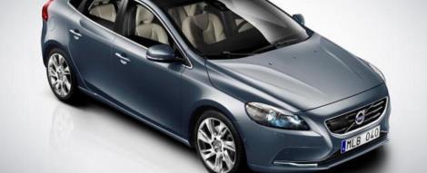 Primele imagini! Noul Volvo V40, pe urmele lui A3 Sportback