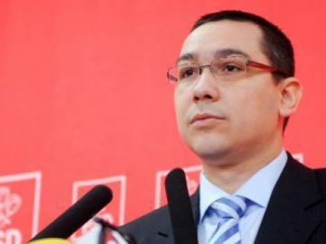 PSD a publicat lista oficialilor de la intalnirile delegatiei conduse de Victor Ponta in SUA