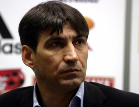 Piturca a dat Steaua afara de la Mogosoaia