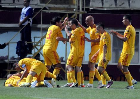 Vezi lotul Romaniei pentru amicalul cu Uruguay!