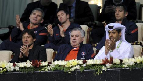 "Presedintele lui PSG: ""In trei ani vom domina Ligue 1"""