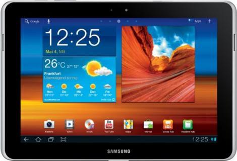 Galaxy Tab 10.1N s-ar putea vinde in Germania