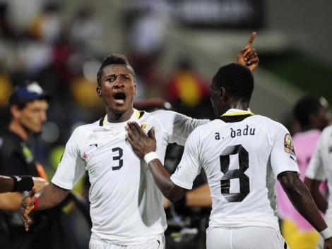 Ghana, in primele 4 echipe de la Cupa Africii pe Natiuni