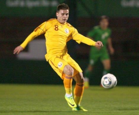 Steaua l-a dat afara pe Claudiu Bumba