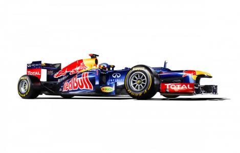 "VIDEO! F1: ""RB8"", noul monopost Red Bull Racing pentru sezonul 2012"