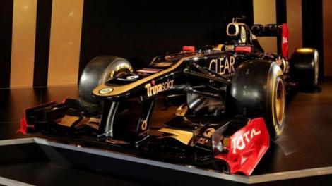 Lotus a lansat modelul E20