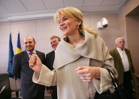 Andreea Paul Vass a refuzat postul de ministru al Economiei