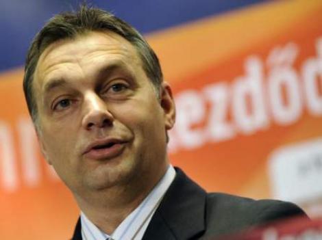 """UE critica, Viktor Orban este """"mandru"""" de noua Constitutie a Ungariei"""