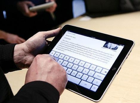 Compania Apple, data in judecata pentru ca a folosit numele iPad