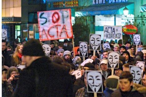 Polonia cere scuze pentru lipsa consultarii publice privind ACTA