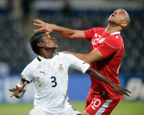Zambia - Ghana 1-0 / Gyan e blestemat