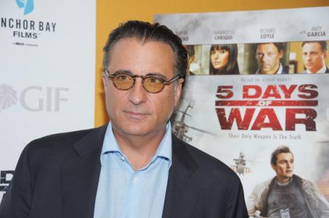 """A1.ro iti recomanda azi filmul """"5 Days of War - 5 zile de razboi"""""""