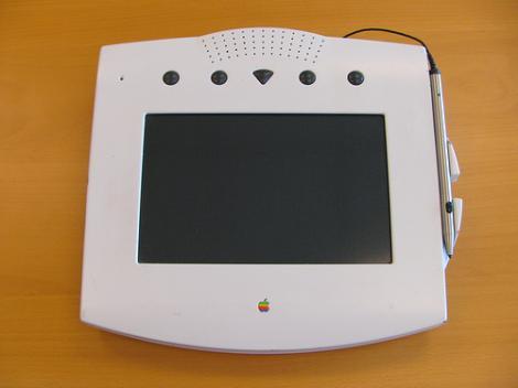 Primul prototip de tableta, scos la licitatie pe internet