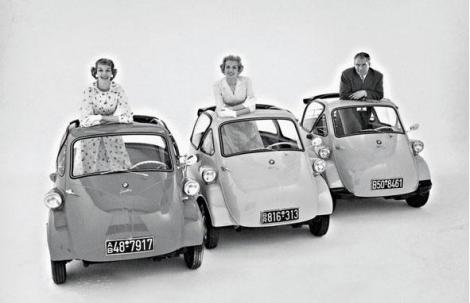 FOTO! Vezi care sunt cele mai proaste masini din istorie!