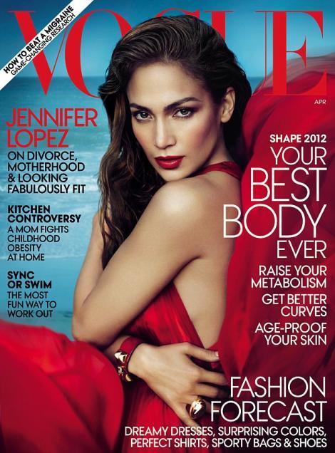 FOTO! Jennifer Lopez, dependenta de Photoshop
