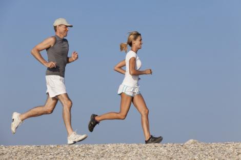 Exercitiile fizice mentin creierul in forma