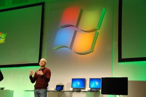 Windows 8 se va lansa in octombrie
