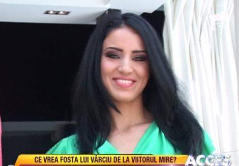 VIDEO! Adelina Pestritu se pregateste de nunta!