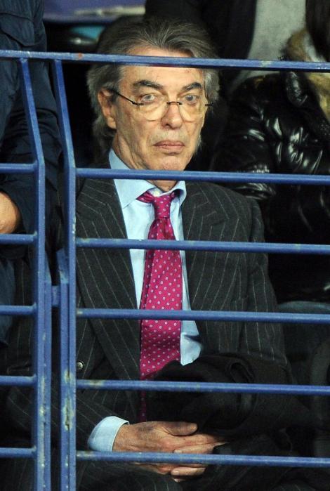 Moratti, pe urmele lui Gigi Becali