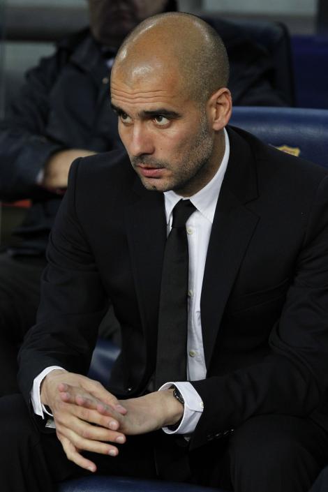 Josep Guardiola, ofertat de Chelsea