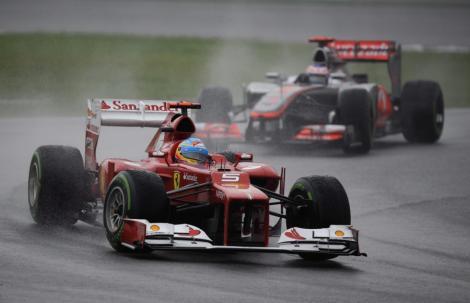 F1: Fernando Alonso a castigat Marele Premiu al Malaeziei