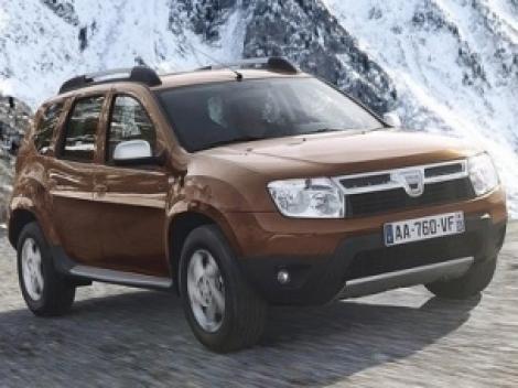 Aproximativ 4.000 de Dacia Duster, rechemate in service. Autoturismele au posibile probleme la frana spate