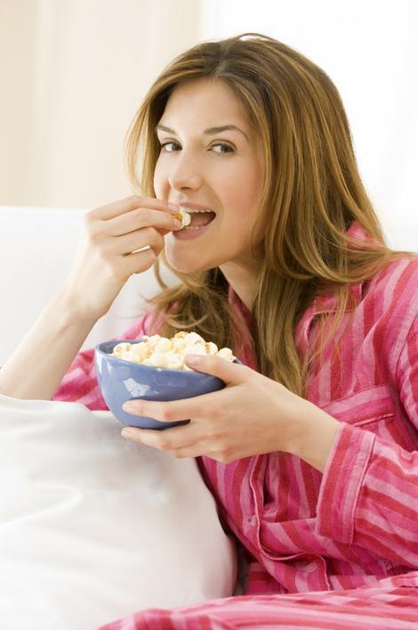 Popcornul, mai sanatos decat fructele sau legumele
