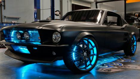 Microsoft a creat primul Ford Mustang high-tech