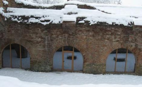 Ruinele cu termopane de la Curtea Domneasca, introduse in circuitul turistic pentru un milion de euro