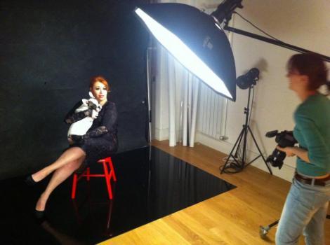 FOTO! Oana Roman a pozat sexy!