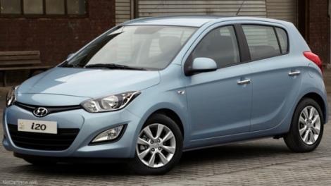 Hyundai i20 facelift devine bun prieten cu natura