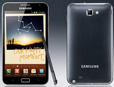 Samsung Galaxy S3 se va lansa in aprilie