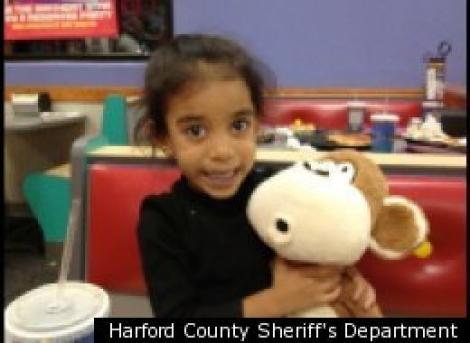 SUA: doi parinti au aflat de la TV ca fetita lor a disparut