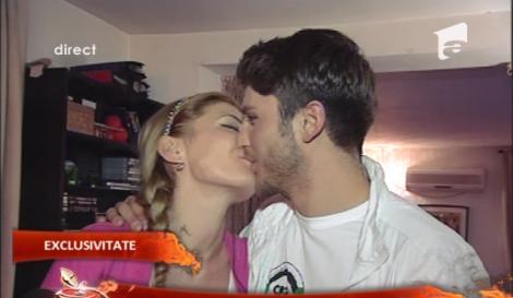VIDEO! Fiul lui Catalin Botezatu s-a mutat cu iubita