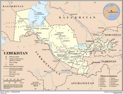 SOCANT: In Uzbekistan se desfasoara un program secret de sterilizare a femeilor