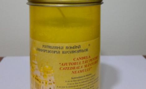 "Patriarhia Romana a lansat ""candela oficiala"""