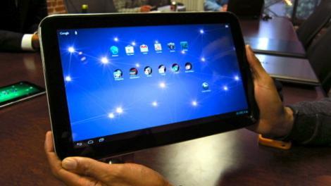 Tableta produsa de Toshiba, disponibila din luna iunie