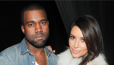 Kanye West, cadou de 30.000 de lire sterline pentru Kim Kardashian