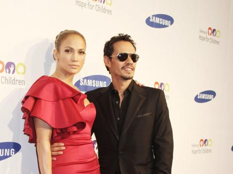 Marc Anthony, distrus de relatia lui Jennifer Lopez