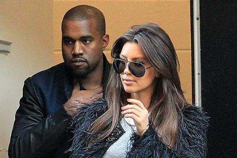 Kim Kardashian si Kanye West s-au despartit!