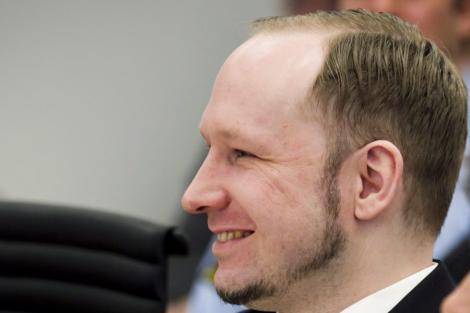 """Anders Breivik, in a doua zi de proces: """"As face-o din nou"""""""