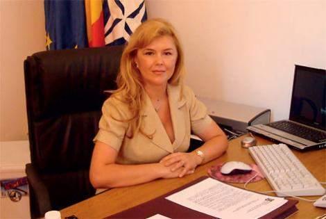 Cristina Ecaterina Corut este noul prefect al Municipiului Bucuresti