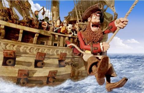 """A1.ro iti recomanda azi filmul """"Piratii! O banda de neispraviti"""". Vezi trailerul!"""