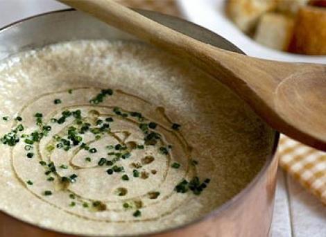 Reteta rapida: Supa cremoasa de ciuperci